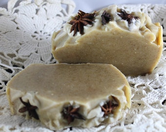 Star anise 100% essential oils soap