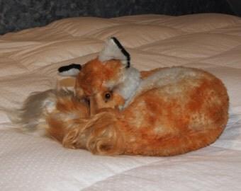 Steiff Vintage Fox