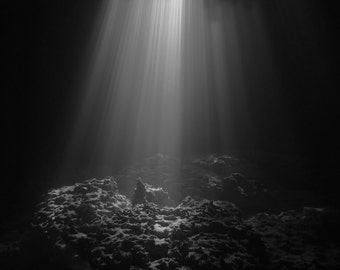 Light Entering Devil's Den