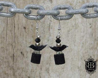Earrings from Denim Jeans