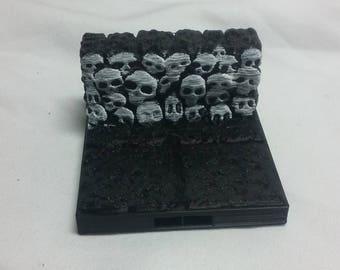 Custom Dragonlock Tile - Half Catacombs Wall with Dungeon Floor - FREE SHIPPING