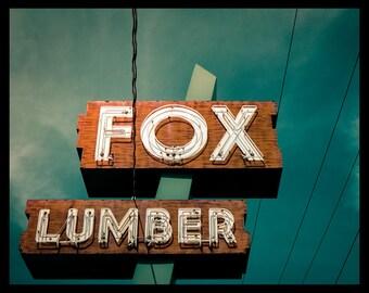 Fox Lumber
