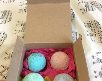 Mini Bath bombs 2
