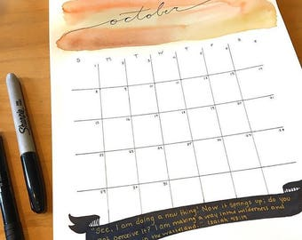 Calendars with Bible Verse