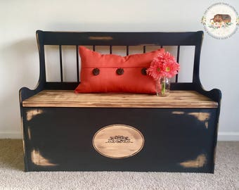 SOLD: Large Chest / Storage Bench