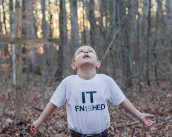 It Is FInished shirt