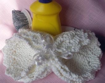 The Most Absorbent Dishcloths in the World!  --3 White