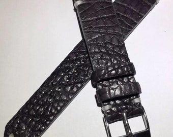 I sell Handmade 20 mm Strap for Omega alligator Rolex Longines