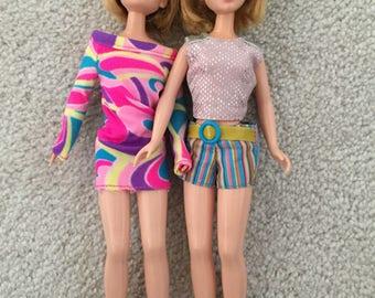 Mary kate and ashley dolls