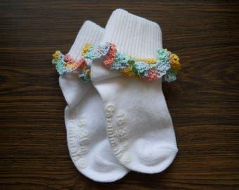 Little Girl's Socks