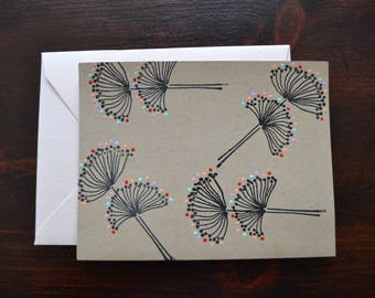 Blank Handmade Greeting Cards