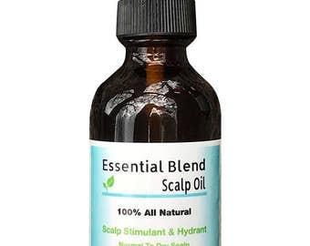 Essential Blend Scalp Oil