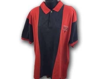 Vintage 1997 Chicago Bulls - Polo Shirt - Large