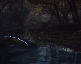 Dead river branch