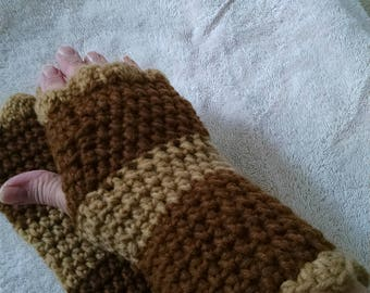 Fingerles gloves
