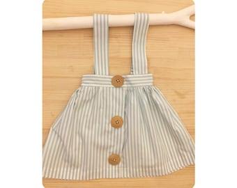 Aquamarine skirt; skirt Aquamarine