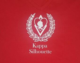 Kappa Silhouette T-Shirt