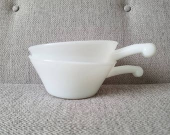 Fire King Soup Bowls