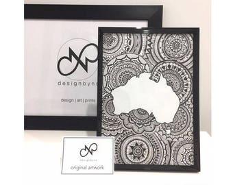 ORIGINAL ART Australia