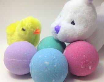 Mini Bubble Bath Bombs