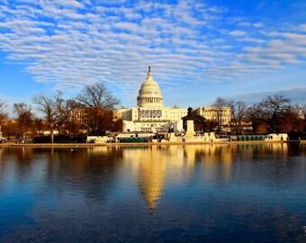 Wall Decor US Capital Building