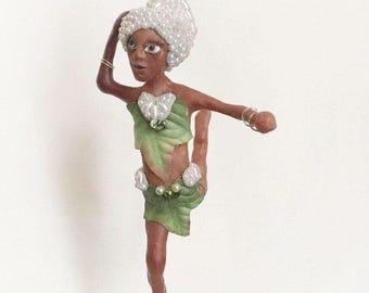 OOAK Art Doll Fairy miniature