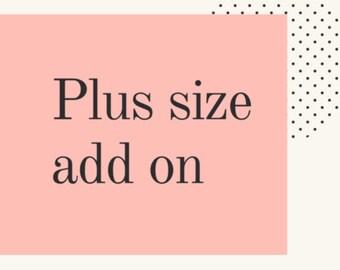 Plus size add on