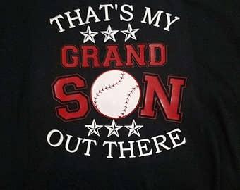 Baseball GrandSON