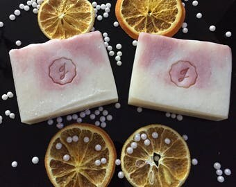 Red Rebel Handmade Natural Soap