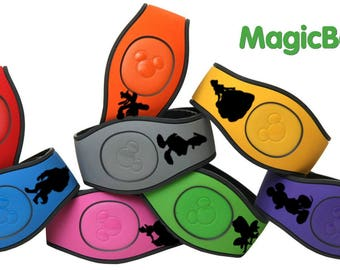 Magic Band Decals // Disney // Vinyl Decals // Customize Your Magic Band