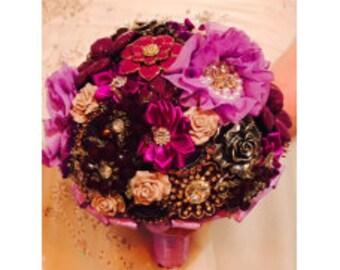 Brooch Bouquet Joëlle