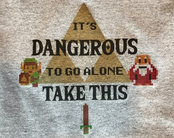 The Legend of Zelda Dangeous Tee