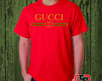 Inspired by Rap Music Gucci T shirt vintage design