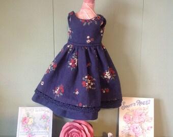 Blythe, Licca, Ruruko, Pullip 1/6 scale dolls dress