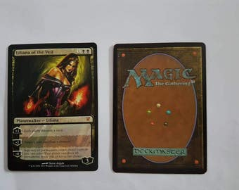 Liliana OF the veil planeswalker Magic mtg card card
