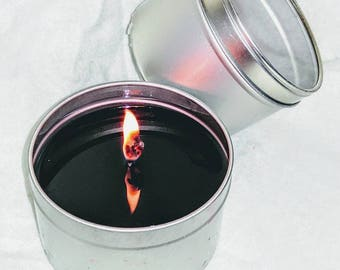 Travel Tin Can Candle