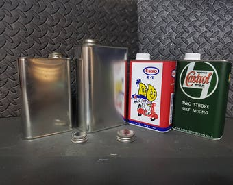 Replica Vintage Oil Cans