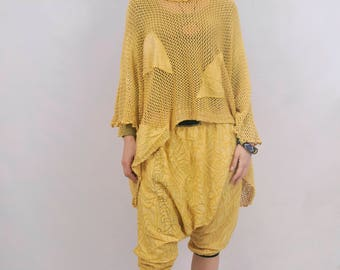 Sunny two pieces outfit in yellow colour