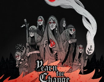 Pack EP + Merch Yearn For Change
