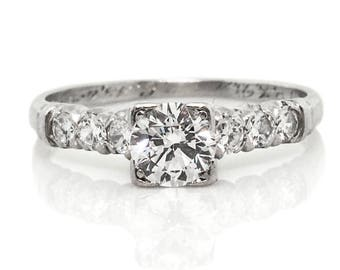 Lovely Vintage Engagement Ring