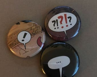 Excitable Pins!