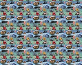 Kenworth truck fabric