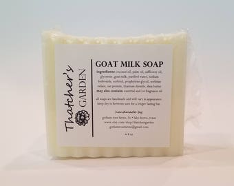Goat Milk Soap - Be Blessed