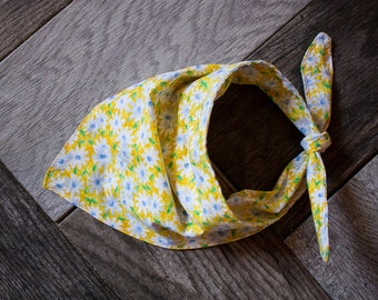 Daisy Days Dog Bandana