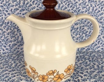 Vintage Bilton Coffee Pot, Made in England