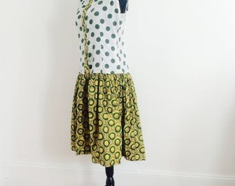 Green Pea Dress