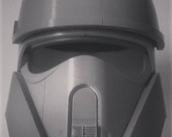 Star Wars Rogue One Shore Trooper Helmet Pre-Assembled Kit - Special Offer - 114.99