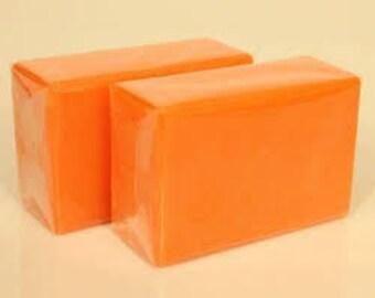 homemade papaya soap