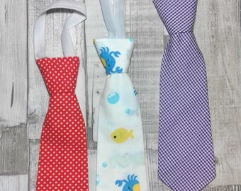 Boys cotton ties