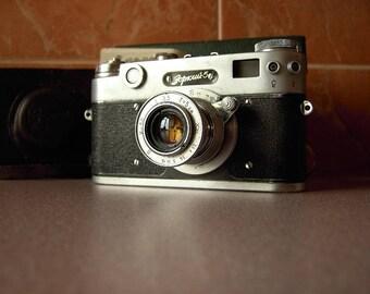 Zorki 5 rare ussr camera 35mm I - 50